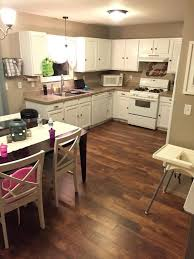 ... The Kitchen → U201cWe Are So Pleased With The Floor! It Was Easy To Put  Down, And Looks So Beautiful With Our Décor. This Is A Really High Quality  Laminate ...