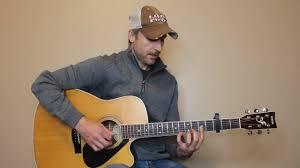 Fear Is A Liar Zach Williams Guitar Lesson Tutorial
