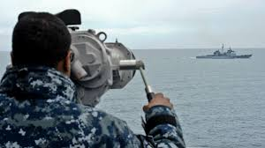 Fishing Boat Collides With Navy Cruiser