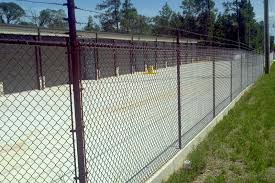 chain link fence slats brown. Unique Fence Brown Vinyl Coated No Privacy Slats Chain Link  Throughout Fence N