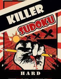 Killer Sudoku: Hard Killer Sudoku Puzzle Books, Killer Soduko Book:  ProLunis: 9781709721533: Amazon.com: Books