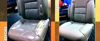 vinyl seat repair auto seat repair kit interior about the easy steps to your upholstery vinyl