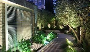 how to design your garden lighting