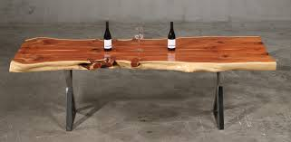 wonderful custom round dining tables 43 live edge table woodfusion regarding decorations 13