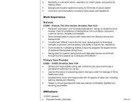 Cna Resume Sample Simple Cover Letter For Certified Nursing