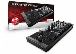 Купить <b>Native Instruments</b> Traktor Kontrol Z1 <b>dj контроллер</b> за 14 ...