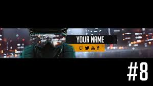 Youtube Template Psd Free Youtube Banner Magdalene Project Org
