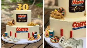 This Costco Themed Birthday Cake Is A Sight To Behold Cafemom