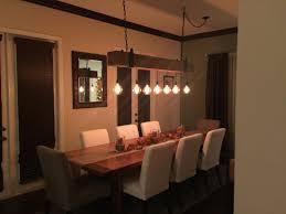 reclaimed lighting. Barn Wood Chandelier With Vintage Bulbs Reclaimed Lighting