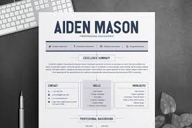 2 Pages Creative Resume Template Resume Templates Creative Market
