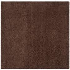 safavieh laa brown 7 ft x 7 ft square area rug