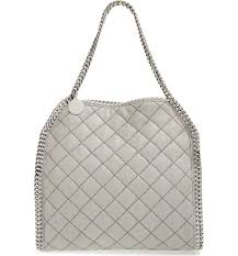 Stella McCartney 'Small Falabella' Quilted Faux Leather Tote ... & Main Image - Stella McCartney 'Small Falabella' Quilted Faux Leather Tote. ' Adamdwight.com