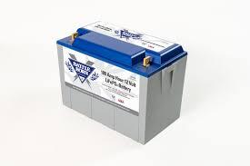 100ah 12v lifepo4 deep cycle battery