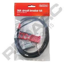 a circuit breaker kit products redarc electronics 30a circuit breaker kit 30a circuit breaker kit