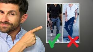 10 YOUNG <b>MEN'S Style</b> Tips To Look BETTER Than Your Friends!