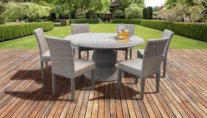 monterey 60 inch outdoor patio dining