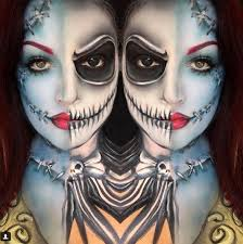 sally nightmare before makeup emo makeup