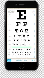 Eye Chart On Phone Snellen Chart Eye Chart Eye Examination Visual Acuity Visual