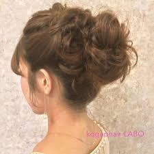 上品でかわいい 結婚式に呼ばれた時の褒められヘアスタイルはコレ