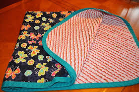 Chenille Quilts: Warm, Fuzzy and Easier Than You Think! & Chenille Baby Blanket Adamdwight.com