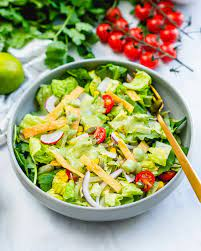 easy mexican salad a couple cooks