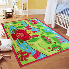 image is loading kidsprincesscastlebedroomplayroomfloorrugboys playroom floor d24 playroom
