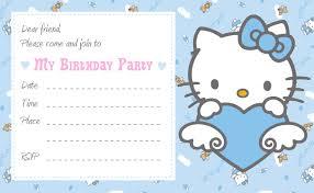 Hello Birthday Party Invitations Templates Free Printable