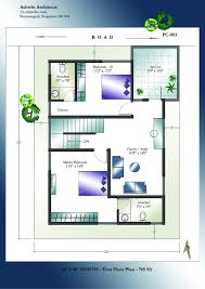 north facing home single floor house plans design photos looking for superior get plan duplex india