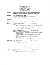 Objective In A Resume For Internship. Objective For My Resume Resume ...