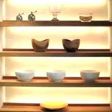 floating glass shelves with lights floating shelf with lights shelves lighting concealed up and down led floating glass shelves with lights led