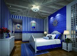blue bed room decor popular royal bedrooms