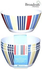 nautical melamine dinnerware sets uk coastal plates for outdoor entertaining marina tableware party picnic camping set nautical melamine dinnerware sets
