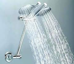 dual shower head valve best in comparison vs double diverter instructions