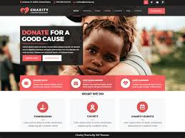 How To Design A Charity Website Free Vw Charity Ngo Wordpress Theme Charity Websites
