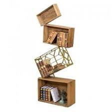 Kaisak  rak buku unik penyimpanan book shelf industrial modern design  unique design furniture interior storage