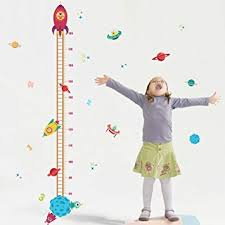Child Height Chart For Wall
