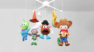 toy story crib mobile  babysizer gifts