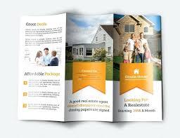 Apartment Brochure Design Custom Inspiration Ideas