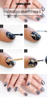 9 Nail Art Ideas for Lazy Girls | Her Campus