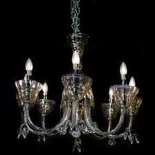 crystal egyptian chandelier