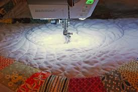 Seven Reasons Why I Love my BERNINA Sewing Machine for Free-Motion ... & free-motion quilting Adamdwight.com