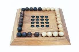 Wooden Strategy Games Strategy games Solve It Think Out of the Box 68