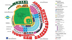 Miami Marlins Interactive Seating Chart Decor Breathtaking Marlins Park Seating Chart For All