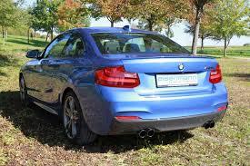 BMW Convertible bmw m235 test : Listen to Eisenmann's BMW M235i Exhaust in Quad-Tailpipe Design ...