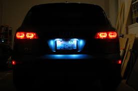 Audi A3 Led License Plate Lights Led License Plate Lights Audiworld Forums