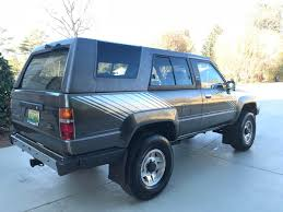 Rare Rides: The Perfect Toyota 4Runner From 1987