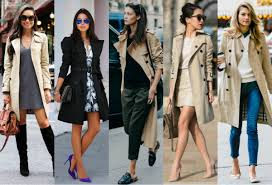 d style trench coat