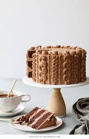 Bisquick coffee cakelive laugh rowe. Chocolate Toffee Crunch Cake The Cake Blog