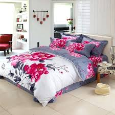cotton bedding sets queen classical painting and calligraphy set size king duvet cover pure flat sheets