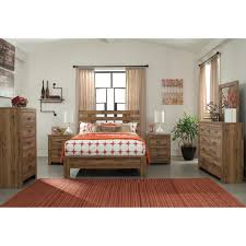 Signature Design by Ashley Cinrey Queen Bedroom Group - Item Number: B369 Q  Bedroom Group